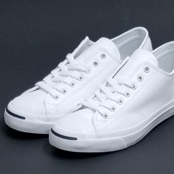 c7cfcff08053 CONVERSE JACK PURCELL LEATHER OX MEN MULTI SIZE